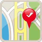 App Icon: Talk And Drive For Google Maps 5.0