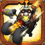 App Icon: Tiki Kart 3D 4.0