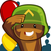 App Icon: Bloons TD 5