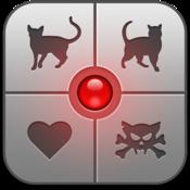 App Icon: Mensch-Katze-Übersetzer Deluxe