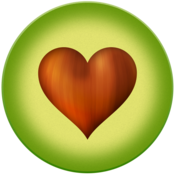 App Icon: Avocado - Chat for Couples