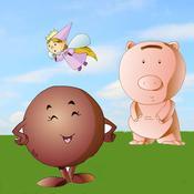 App Icon: Audio Bücher:Kinder-Lieblings-Märchen in Englisch 2 3.0