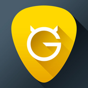 App Icon: Tabs & Chords by Ultimate Guitar - Learn and play acoustic guitar, bass and ukulele 2.5.1