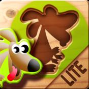 App Icon: Meine ersten Puzzlespiele Lite