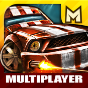 App Icon: Road Warrior: Best Racing Game