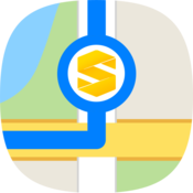 App Icon: GPS Navigation & Maps - Scout