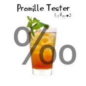 App Icon: Promille Tester