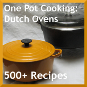 App Icon: 500 Dutch Oven Recipes