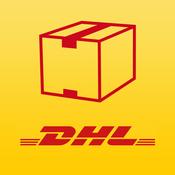 App Icon: DHL Paket