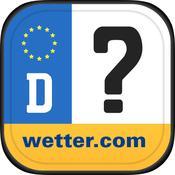 App Icon: Kennzeichen App 1.2.5