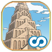 App Icon: Tower of clumps