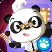 App Icon: Dr. Panda Schönheitssalon