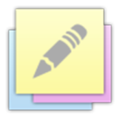 App Icon: Floating Stickies