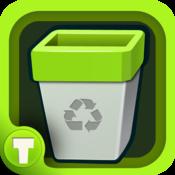 App Icon: Alles Löschen