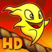 App Icon: Burn the Rope HD 1.4
