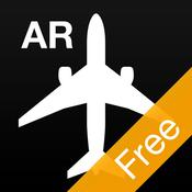 App Icon: Plane Finder AR Free 7.1.1