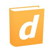 App Icon: dict.cc+ Wörterbuch 6.1