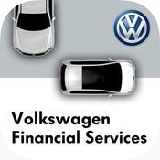 App Icon: Volkswagen Financial Services AutoUhr 2.5