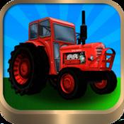 App Icon: Tractor: Farm Driver