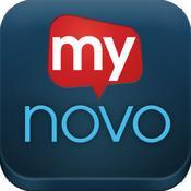 App Icon: NOVO App 2.8