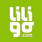 App Icon: liligo: Flug-, Hotel- und Mietwagenvergleich 2.13.2