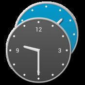 App Icon: PolyUhr™ Weltzeituhr