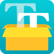 App Icon: iFont(Expert of Fonts)