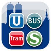 App Icon: MVG FahrInfo München 4.5.1