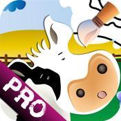 App Icon: Tiere auf dem Bauernhof: Lerne und Zeichne  PRO 1.7