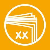 App Icon: Fotobuch by clixxie: Fotos von Urlaub und Familie ganz einfach als Fotogeschenke bestellen 1.3.9