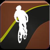 App Icon: Runtastic Mountain Bike GPS