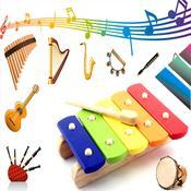 App Icon: Musik für Kinder 1.1