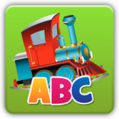 App Icon: Kids ABC Letter Trains