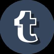 App Icon: Tumblr