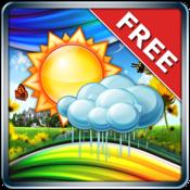 App Icon: Wetter heute Vorhersage