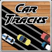 App Icon: Car Tracks Free