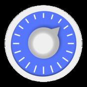 App Icon: SECRECY - Verschlüsselung α