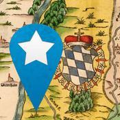 App Icon: Bayern in historischen Karten 2.0