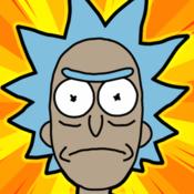 App Icon: Pocket Mortys