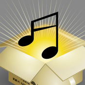 App Icon: BoxyTunes - audio, music, and podcast player for Dropbox 1.6