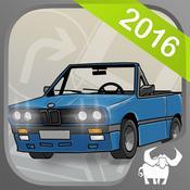 App Icon: Führerschein Klasse B - Auto 9.1.0