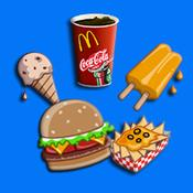 App Icon: Memory Game For Kids-Fast Food