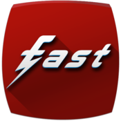 App Icon: Fast Pro for Facebook