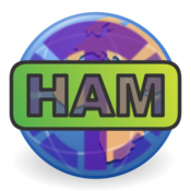 App Icon: Hamburg Offline Stadtplan