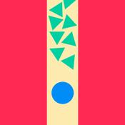 App Icon: The Line Zen