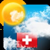 App Icon: Wetter für die Schweiz