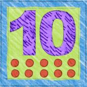 App Icon: Rechnen bis 10