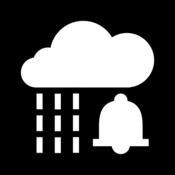 App Icon: Regen-Alarm