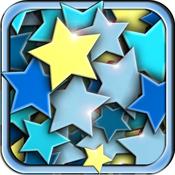 App Icon: Mal mit Sternen ! Spiel musikalischen sprühenden Sternschnuppen ! 2.1