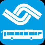 App Icon: Fahrplan MS